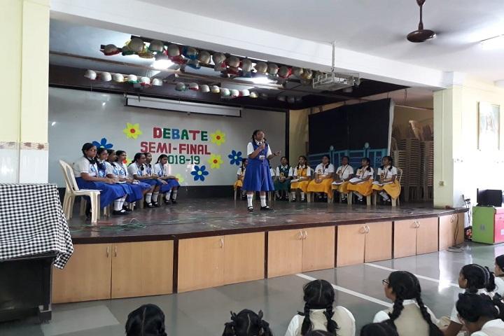 Convent Girls High School-Debate