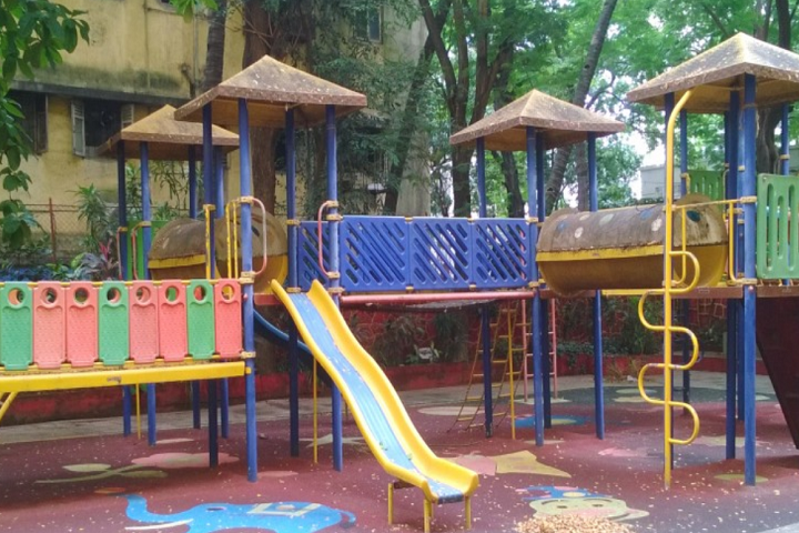 Convent Girls High School-Kids Play Area