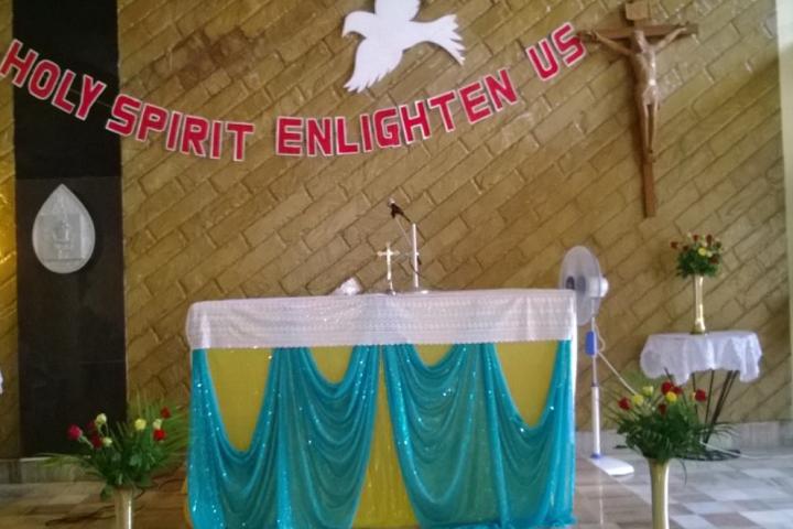 Convent Girls High School-School Chapel