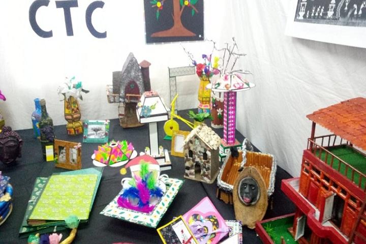 Convent Girls High School-School Exhibition