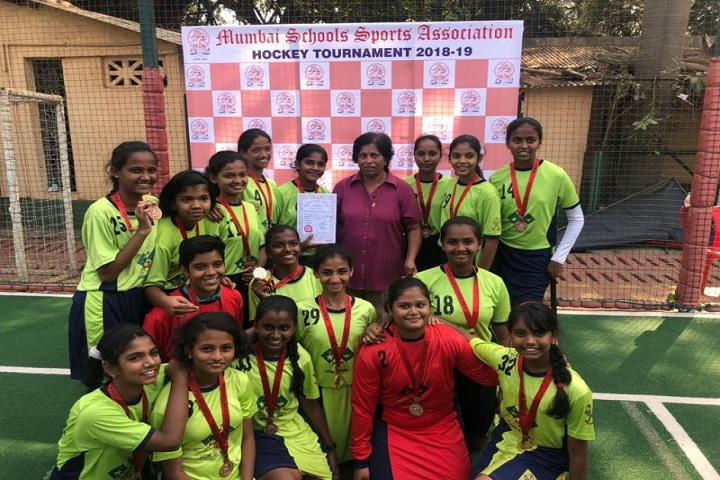 Convent Girls High School-Sports Winner
