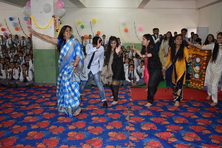 DAV Ambuja Vidya Niketan Public School-Dance