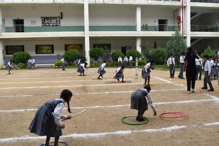 DAV Ambuja Vidya Niketan Public School-Games
