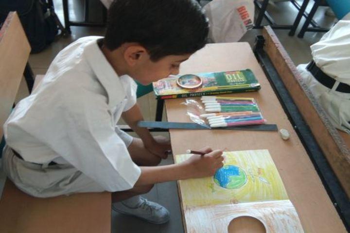 Amravati Vidyalaya-Drawing