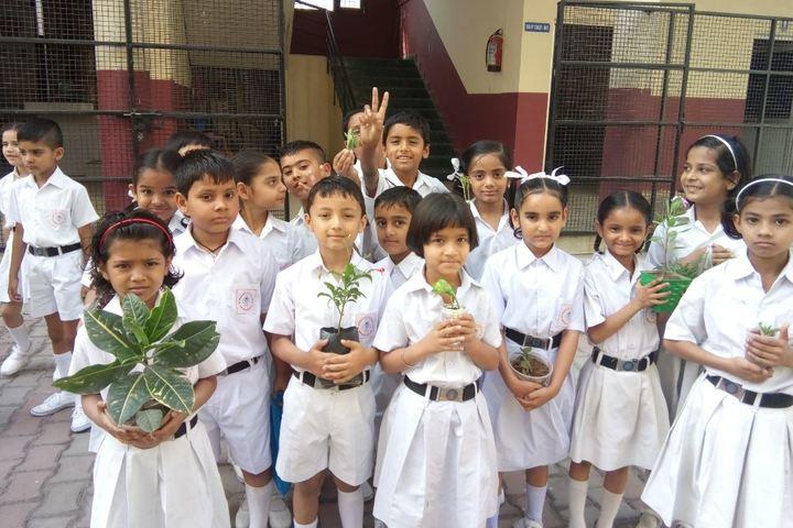 Amravati Vidyalaya-Earth Day