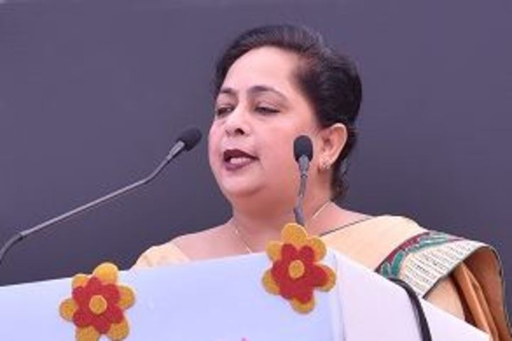Amravati Vidyalaya-Speech