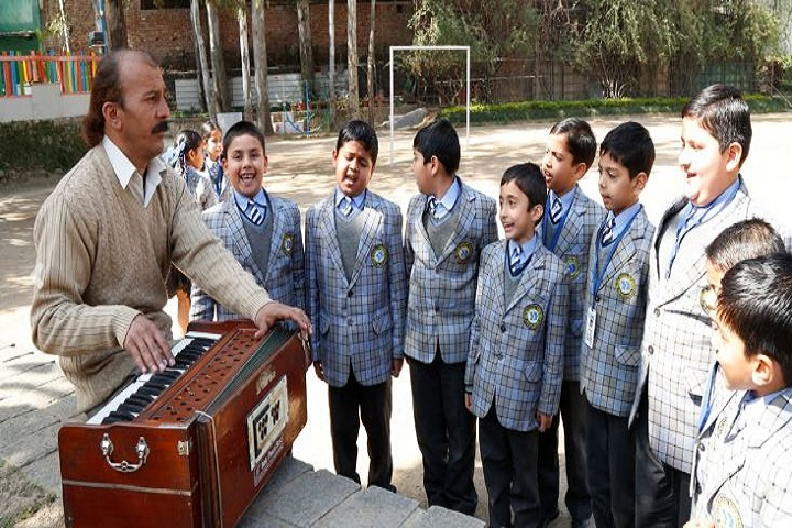 Anand School-Music Class