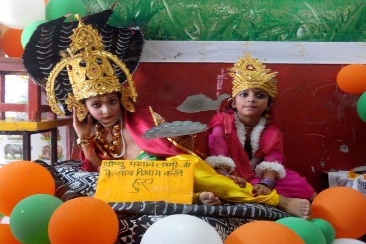 Angels Public School-Festival Celebrations