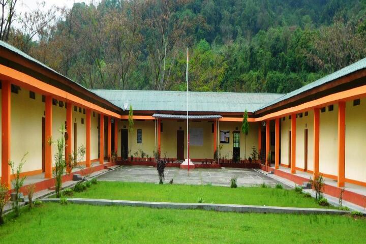 Kendriya Vidyalaya-Campus Inside View