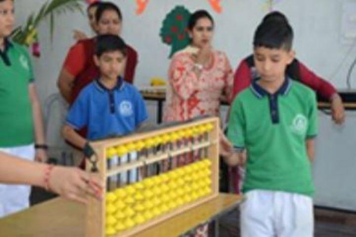 Anuradha Public Senior Secondary School-Abacus