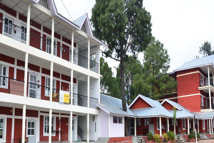 Anuradha Public Senior Secondary School-Campus View