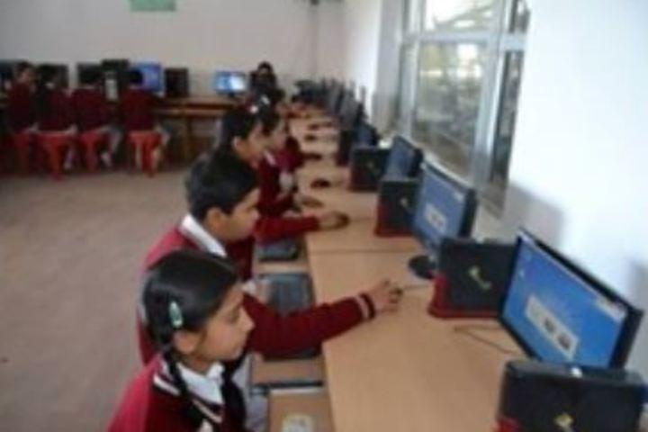 Anuradha Public Senior Secondary School-Computer Lab
