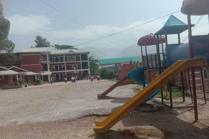 Anuradha Public Senior Secondary School-Play Area
