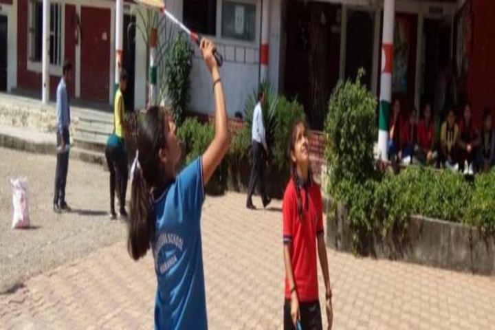 Anuradha Public Senior Secondary School-Sports