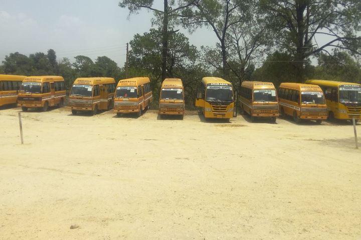 Anuradha Public Senior Secondary School-Transportation