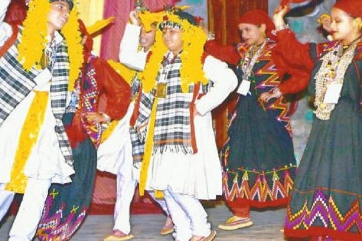 Archangel School-Cultural Activities