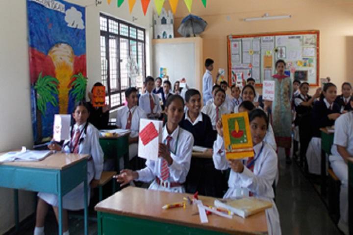 Army Public School-Arts and Crafts
