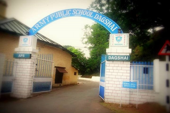 Army Public School-Entrance