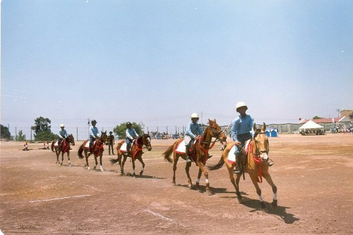 Army Public School-Riding