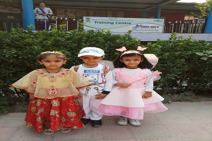 Aryan Public School-Childrens Day