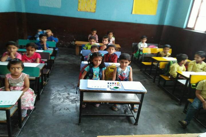 Aryan Public School-Classroom