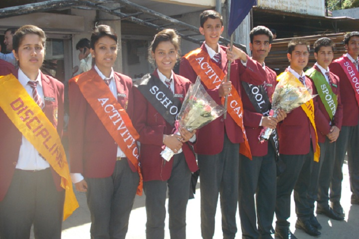 B L Central Public School-School Leaders