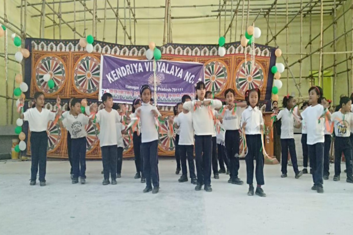 Kendriya Vidyalaya No 2  -Republic Day Dance