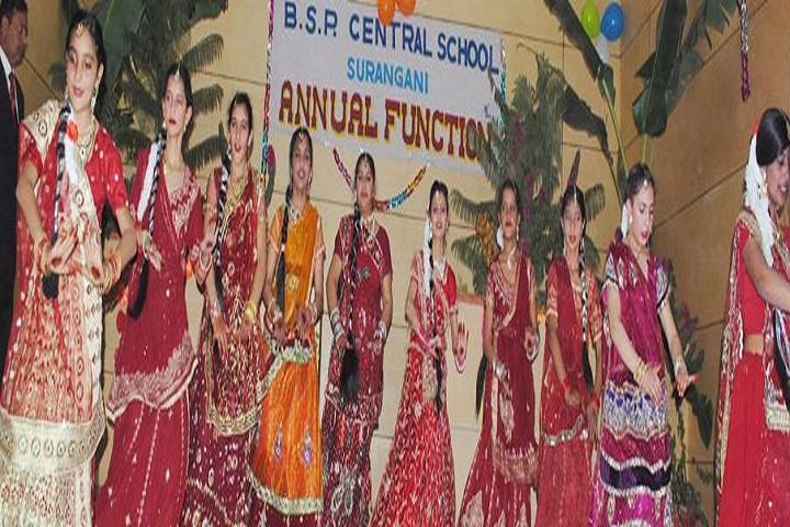 B S P Central School-Cultural Events