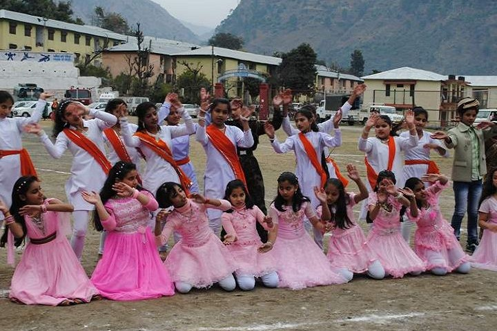 B S P Central School-Dance Celebrations