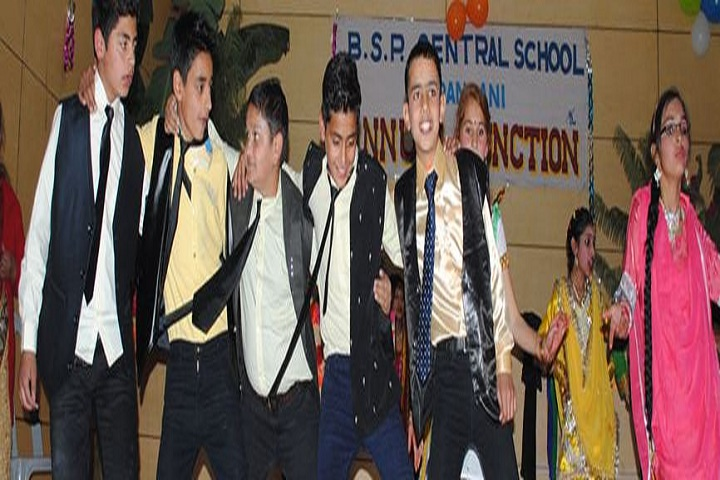 B S P Central School-Events