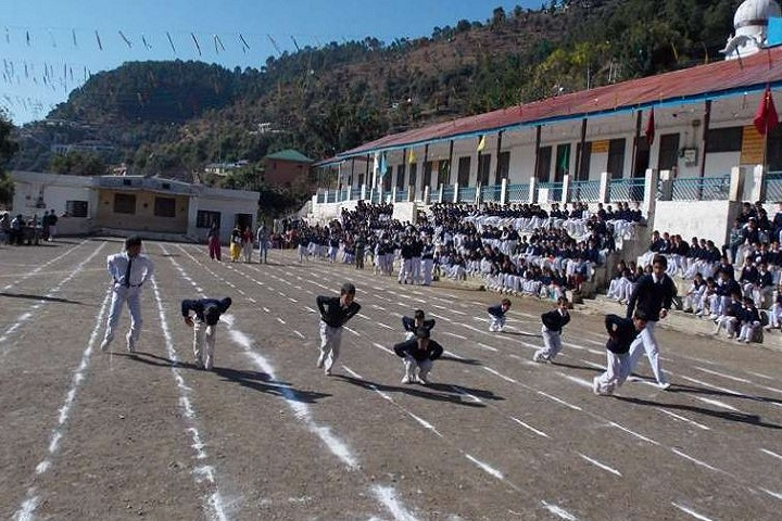 B S P Central School-Sports