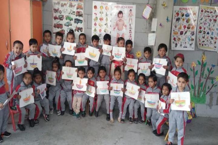 B L Central Public School-Certification