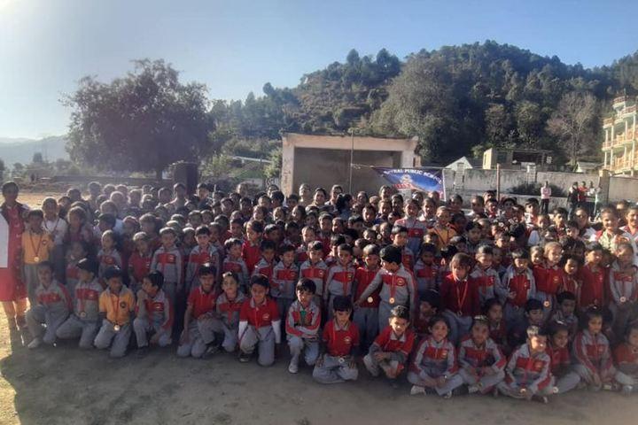 B L Central Public School-Kids