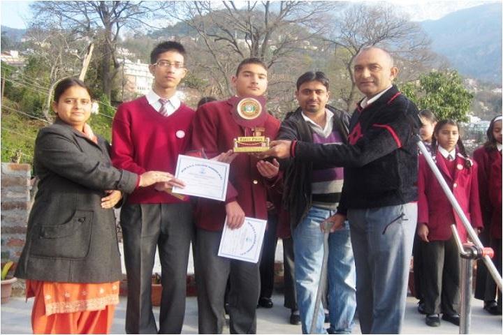 Bhagirathi Dass DAV Public School-Award Ceremony