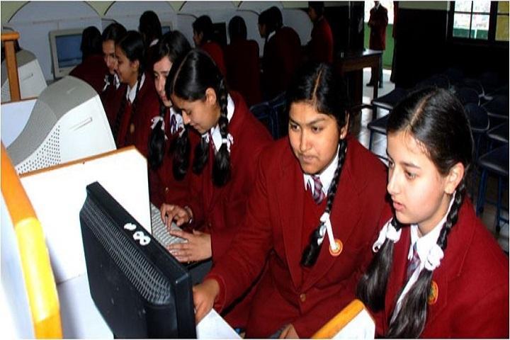 Bhagirathi Dass DAV Public School-Computer lab