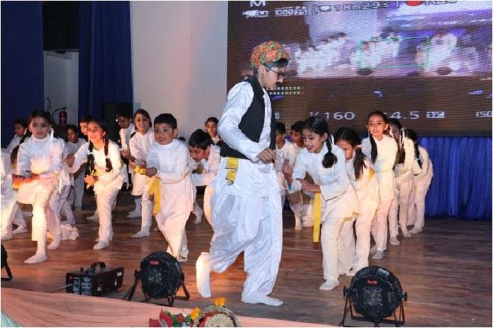 Bhagirathi Dass DAV Public School-Dance