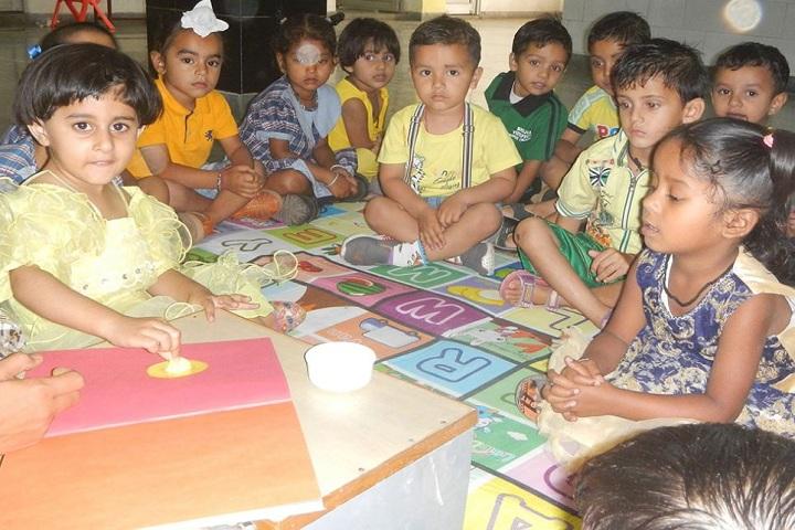Bhojia Vidyapeeth-Play School