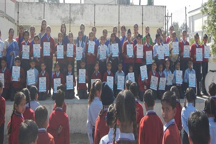 Bhojia Vidyapeeth-Students