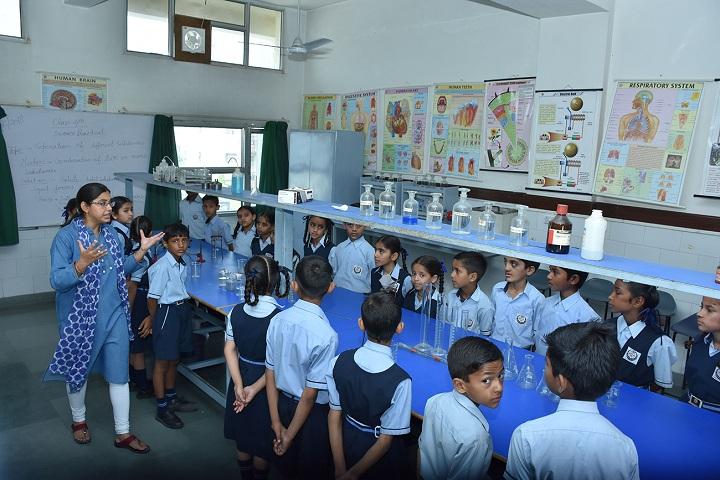 Bhojia Vidyapeeth-Science Lab