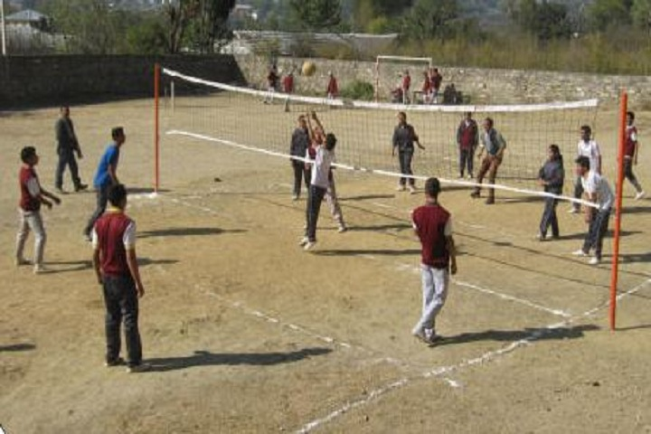 Brahmrishi Mission School-Ground