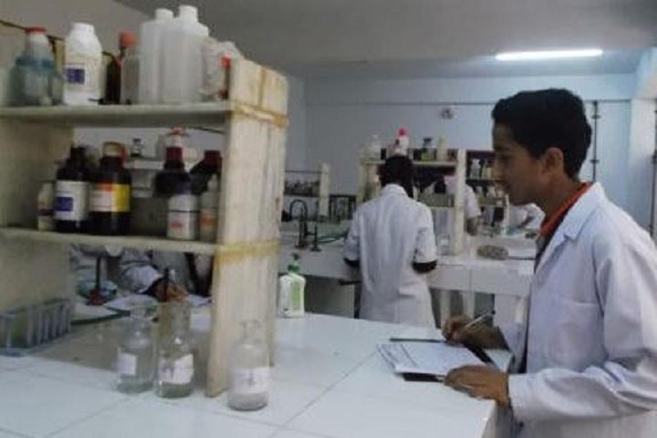 Brahmrishi Mission School-Lab