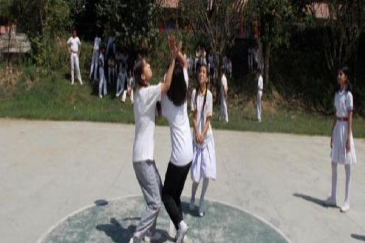 Brahmrishi Mission School-Sports