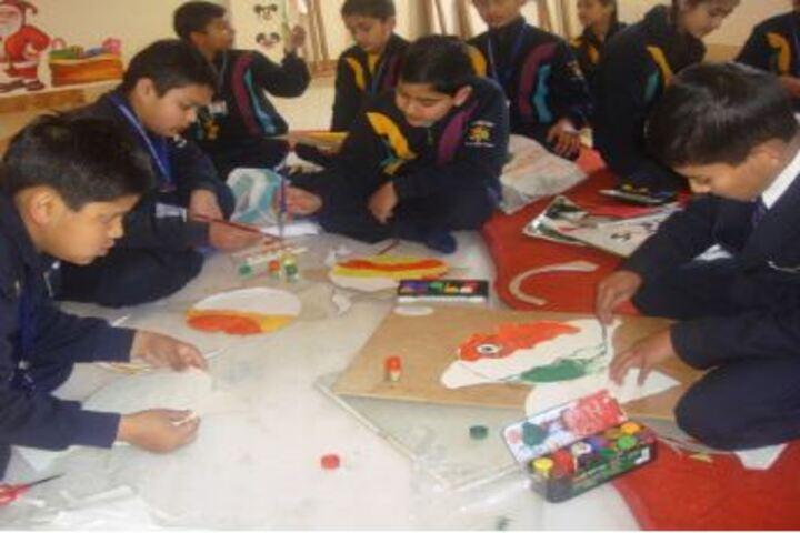 Cambridge International School-Activity Room