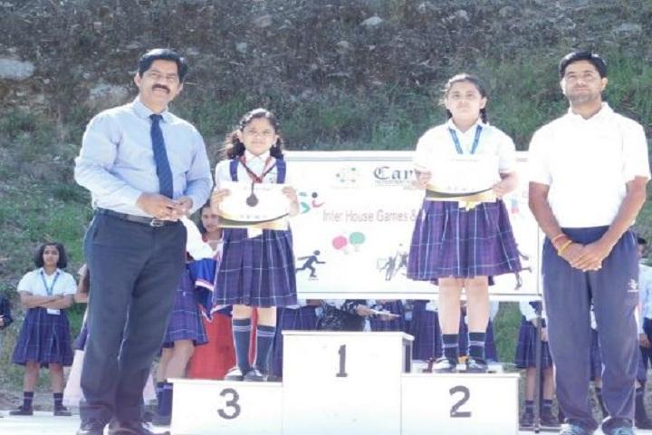 Cambridge International School-Prize Distribution
