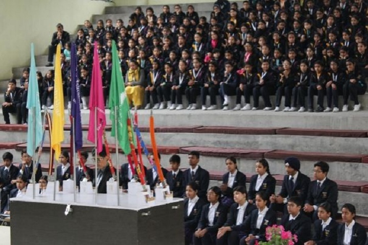 Cambridge International School-Investiture Ceremony