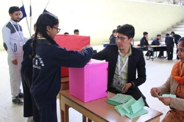Cambridge International School-School Election