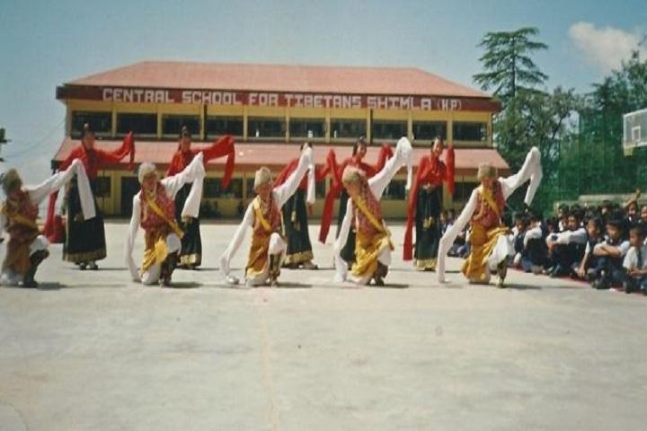 Central School For Tibetans-Dance
