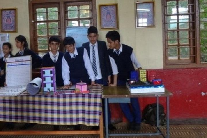 Central School For Tibetans-Science Fair