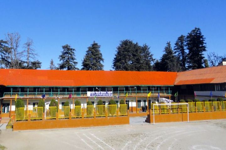 Central School For Tibetans-Campus View