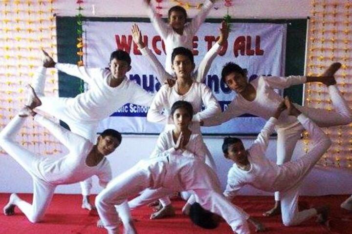 Chail Public School-Activity